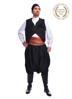 Greek Asia Minor Costume