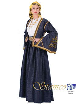 Costume Asia Minor Woman
