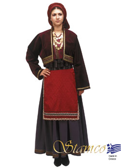 Costume Macedonia Woman