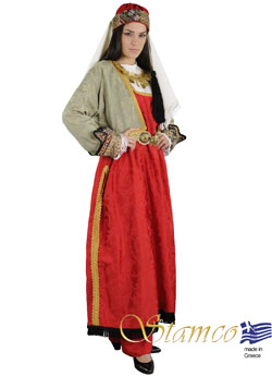 Costume North Aegean Woman