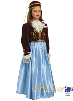 Costume Amalia Children