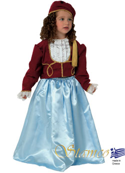 Costume Amalia Girl