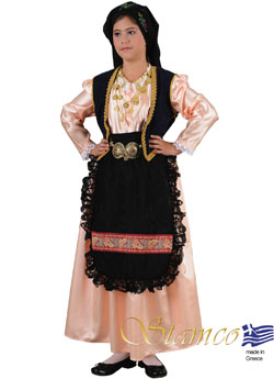 Costume Epirus Girl