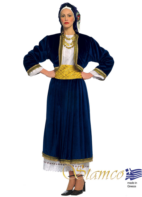 Costume Cyclades Woman