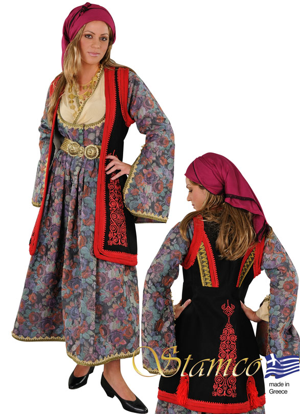 Costume Epirus Embroidery