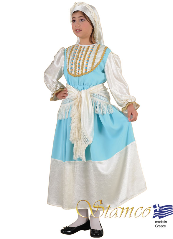 Costume Cyclades Girl
