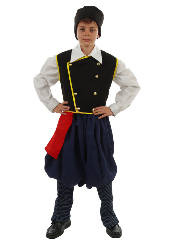 Costume Kefalonia Boy